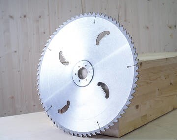 LOGO_Practical G5 saw blade from LEUCO for joinery centers