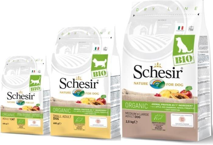 LOGO_Schesir BIO Dry line