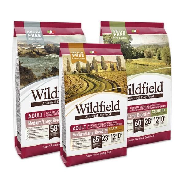 LOGO_Wildfield Grain free
