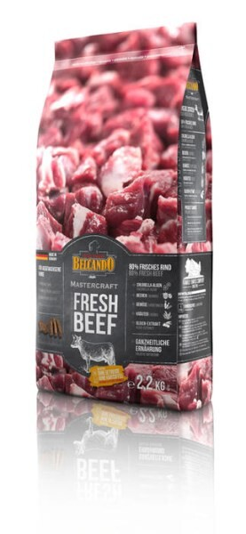 LOGO_BELCANDO MASTERCRAFT Fresh Beef with 80 % fresh meat