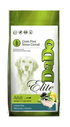LOGO_DADO ELITE FISH – GRAIN FREE DOG FOOD