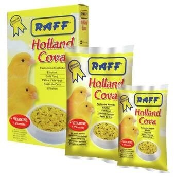 LOGO_HOLLAND COVA SOFT EGGFOOD FOR ALL SEED-EATERS BIRDS
