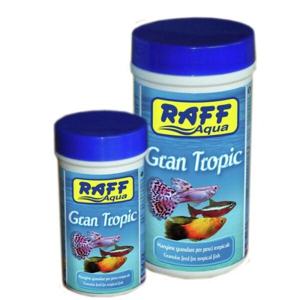 LOGO_GRAN TROPIC - GRANULAR COMPOUND FEED FOR TROPICAL FISH