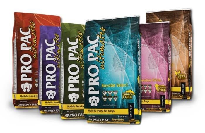 LOGO_Pro Pac Ultimates Pet Food