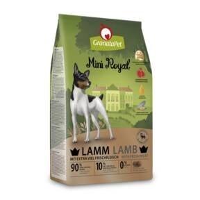 LOGO_GranataPet Mini Royal Lamm