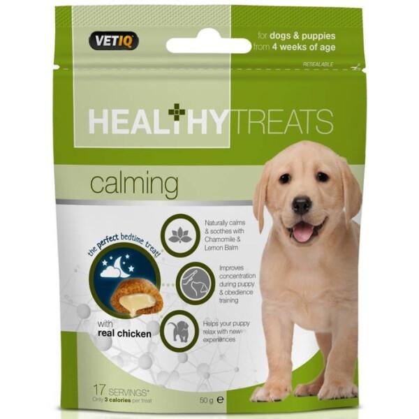 LOGO_Healthy Treats Calming for Puppies