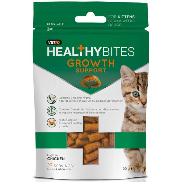 LOGO_Healthy Bites Growth Support for Kittens