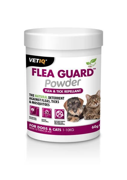 LOGO_Flea Guard Powder