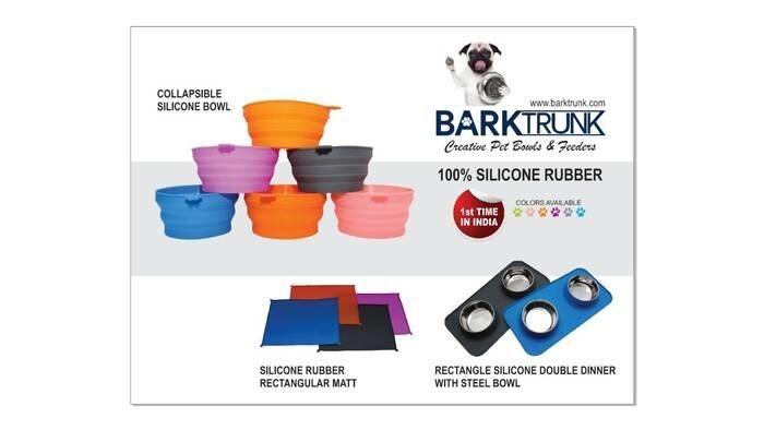 LOGO_Silicone pet bowls and mats