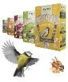 LOGO_DELICIA® Classico Ganzjahres Garten Vogelfutter SonnenblumenKerne