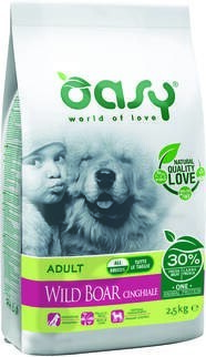 LOGO_OASY ONE ANIMAL PROTEIN ADULT ALL BREEDS WILD BOAR