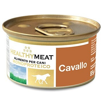 LOGO_HEALTHY MONOPROTEINIC Patè Healty Meat - HORSE