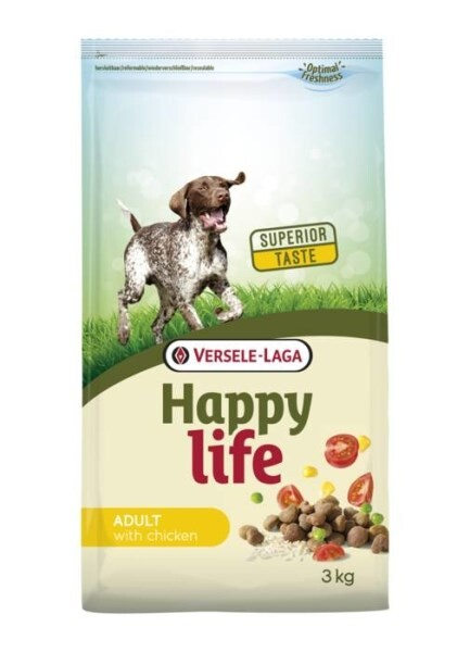 LOGO_Happy life with chicken