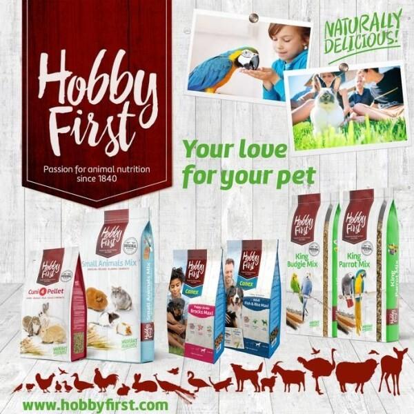 LOGO_HobbyFirst Tierfutter