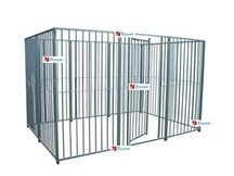 LOGO_Hot Dip Galvanized Dog Kennel