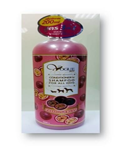 LOGO_Shampoo ( Passion Fruit Pink ) 1000 ML.