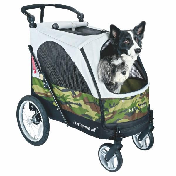 LOGO_Pet stroller