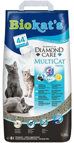LOGO_Biokat's Diamond Care MultiCat fresh 8l