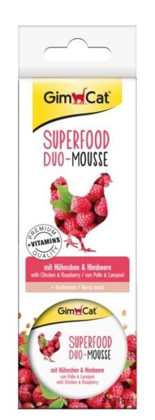 LOGO_GimCat Superfood Duo-Mousse