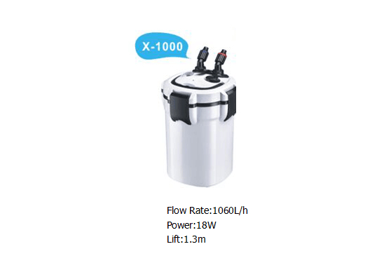 LOGO_Canister filter X-1000