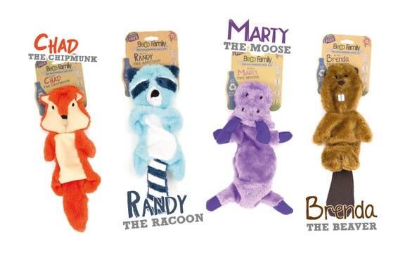 LOGO_Beco Stuffing Free toy range