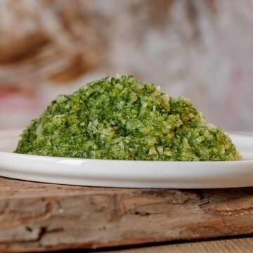 LOGO_Grüner Gemüsemix 500g BARFGOLD
