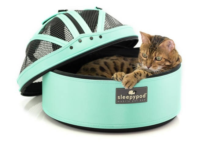 LOGO_Sleepypod mobile pet bed