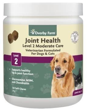 LOGO_Joint Health Level 2 for Dogs & Cats Soft Chew 120pcs