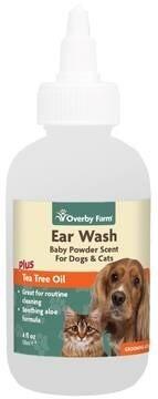 LOGO_Ear Wash For Cats & Dogs Liquid 118ml