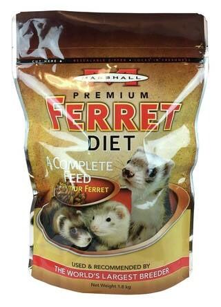 LOGO_Premium Ferret EU Diet