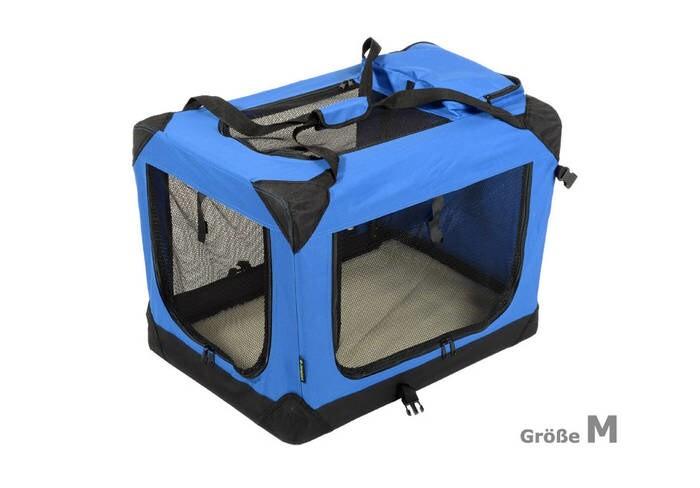 LOGO_JESPET Soft-Transportbox M 70x52x52 cm/ PSC-27