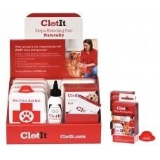 LOGO_ClotIt® All Natural Blood Clotting Powder