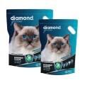 LOGO_Diamond Feline®: Deodorize Master® Bentonite Cat Litter