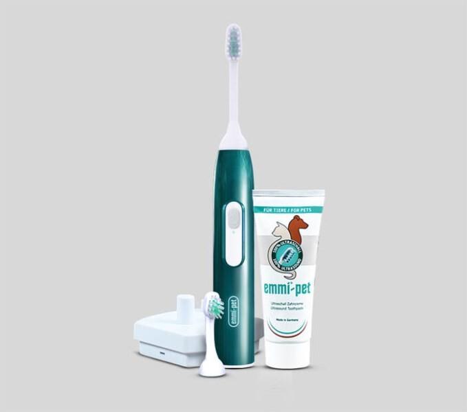 LOGO_emmi-pet - die Ultraschall-Zahnbürste für Tiere
