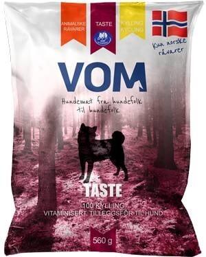 LOGO_VOM Taste