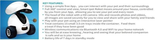 LOGO_Smart IPet Robot