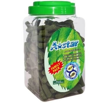 LOGO_A Star Dental Treat Brush Kapselpackung, Sparpackung, Einzelpackung
