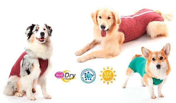 LOGO_Protective Clothing - Duo Dry Regular for Dogs