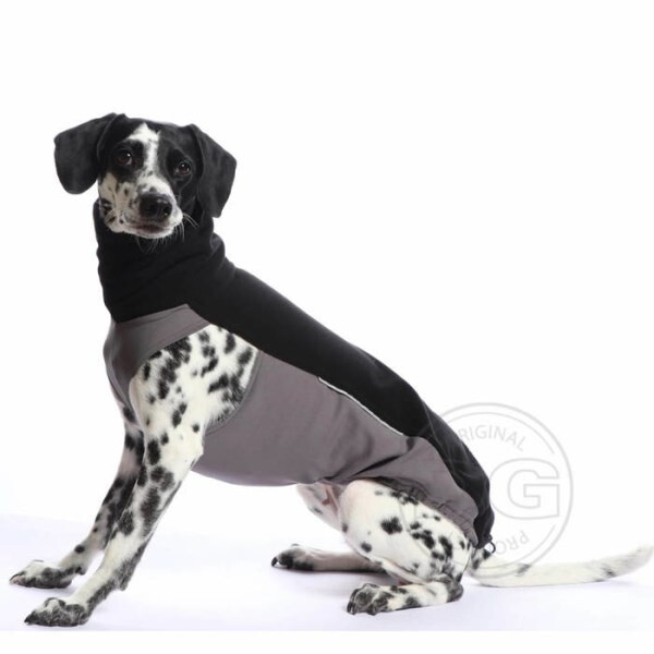 LOGO_DG Doggear Extreme Waterproof Fleece Dogcoat
