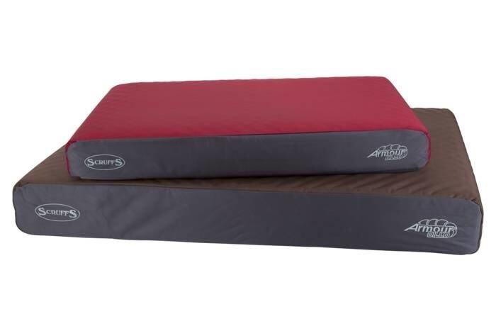 LOGO_ArmourDillo Robust Dog Bed