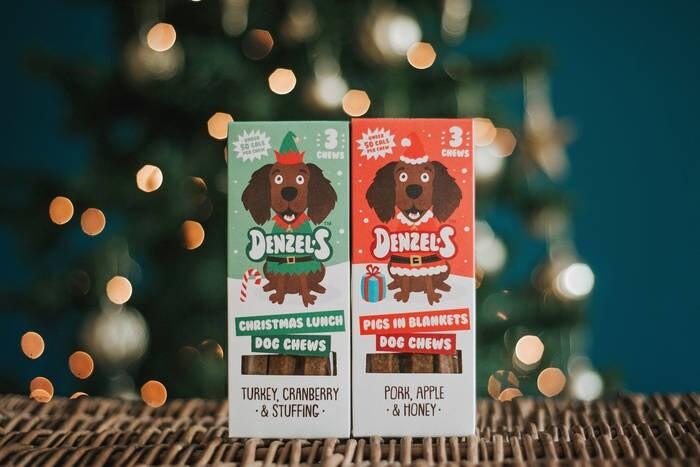 LOGO_Denzel's Limited edition Christmas Range