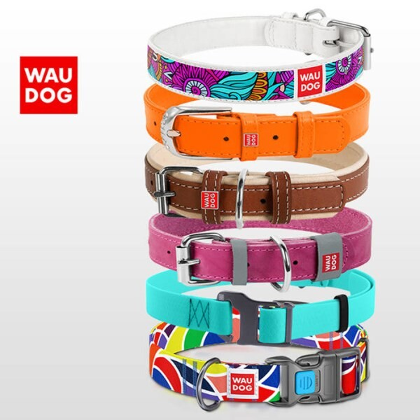 LOGO_WAUDOG - premium accessories for dogs and cats