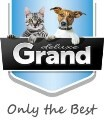 LOGO_Dog and cat food in cans and pouches, natural dried dog chews.