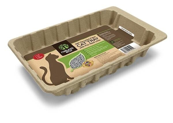 LOGO_NATURE'S ECO® Disposable Cat Litter Tray