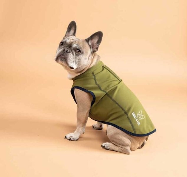 LOGO_Softshell Dog Coat