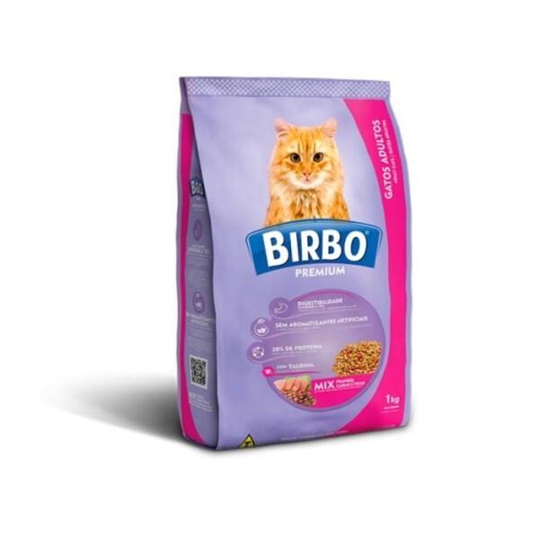 LOGO_Birbo Premium Cat