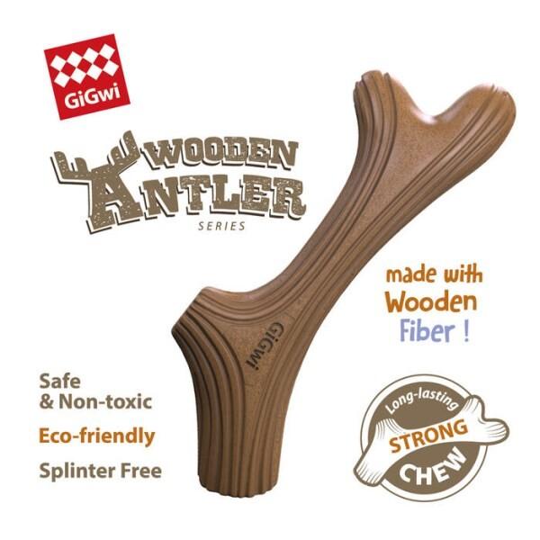 LOGO_GIGWI Wooden Antler
