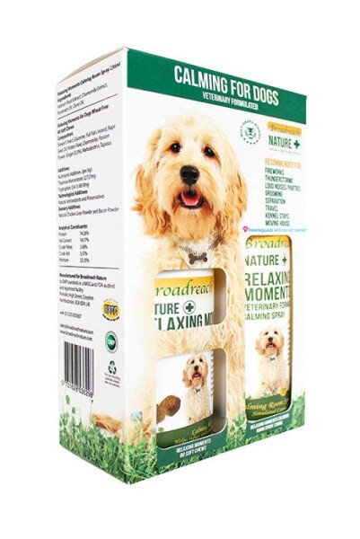 LOGO_CALMING FOR DOGS: DUO PACK - BROADREACH NATURE