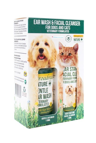 LOGO_GROOMING FOR DOGS AND CATS: DUO PACK - BROADREACH NATURE