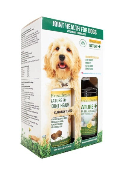 LOGO_JOINT HEALTH FOR DOGS: DUO PACK - BROADREACH NATURE